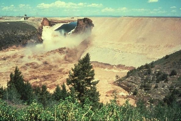 Failure of Teton Dam
